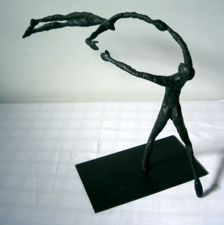 Manège bronze